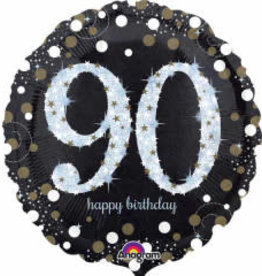 "Sparkling 90thB-Day 18"""