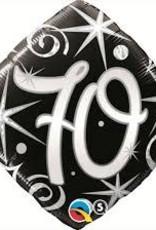 "Qualatex 18"" Happy B-Day Foil Helium Balloons pt1 30039"