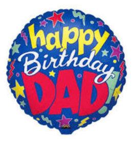 """Happy B-Day Dad 18"""""""