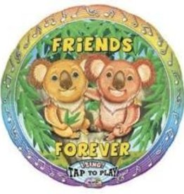 Friends Forever Singing Balloon