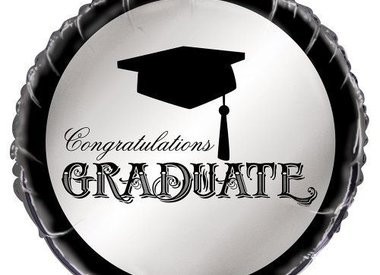 """18"""" Foil Graduation"""