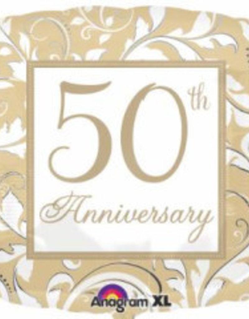 "50th Anniversary 18"""
