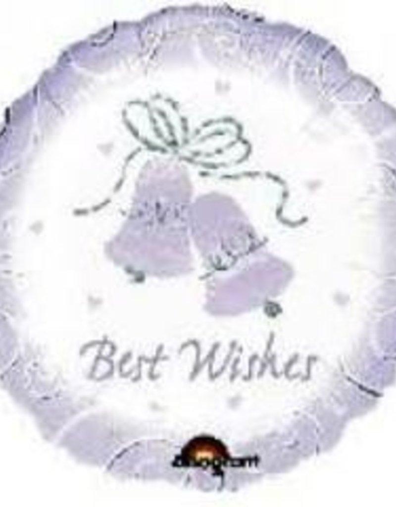 """Best Wishes 18"""""""