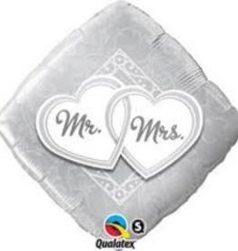 """Mr. and Mrs. 18"""""""