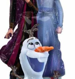 Elsa, Anna and Olaf Airwalker