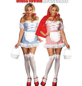 HAPPILY EVER AFTER REVERSIBLE COSTUME - Extra Large -