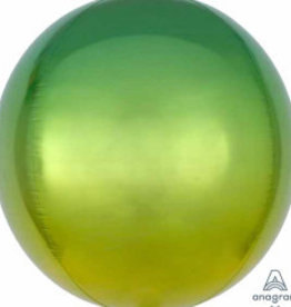 Green/Yellow Orb