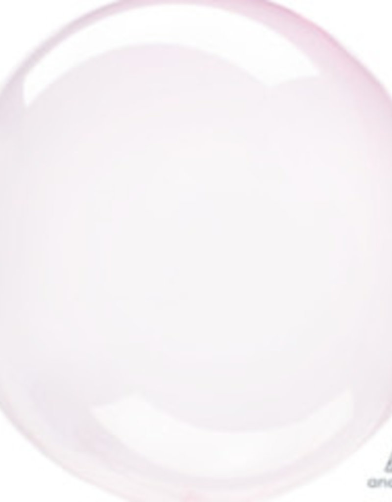 Crystal Clearz Light Pink