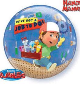 Handy Manny Bubble