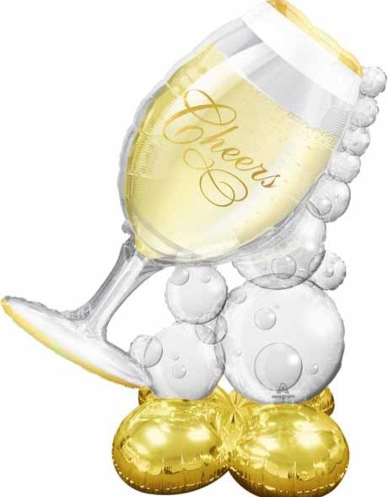 Wine Glass Airloonz