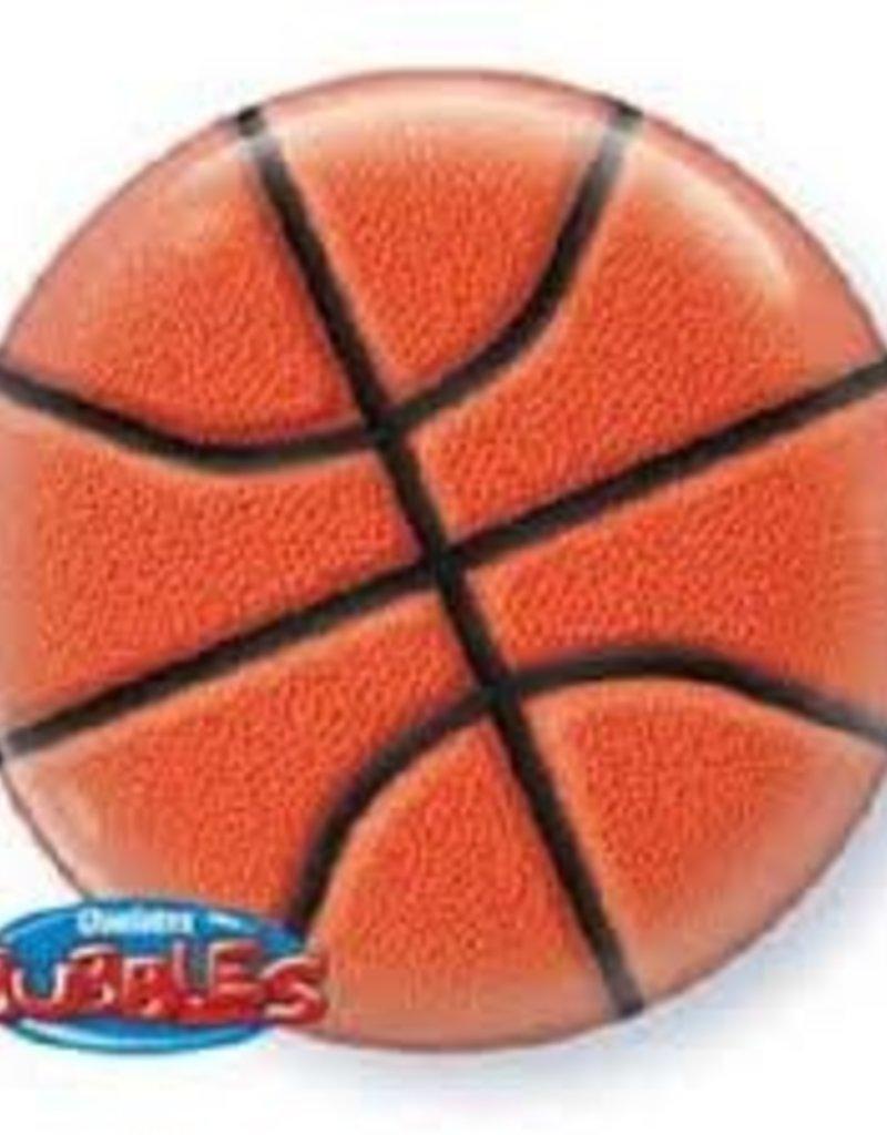 Qualatex Basketball Bubble (FLAT)