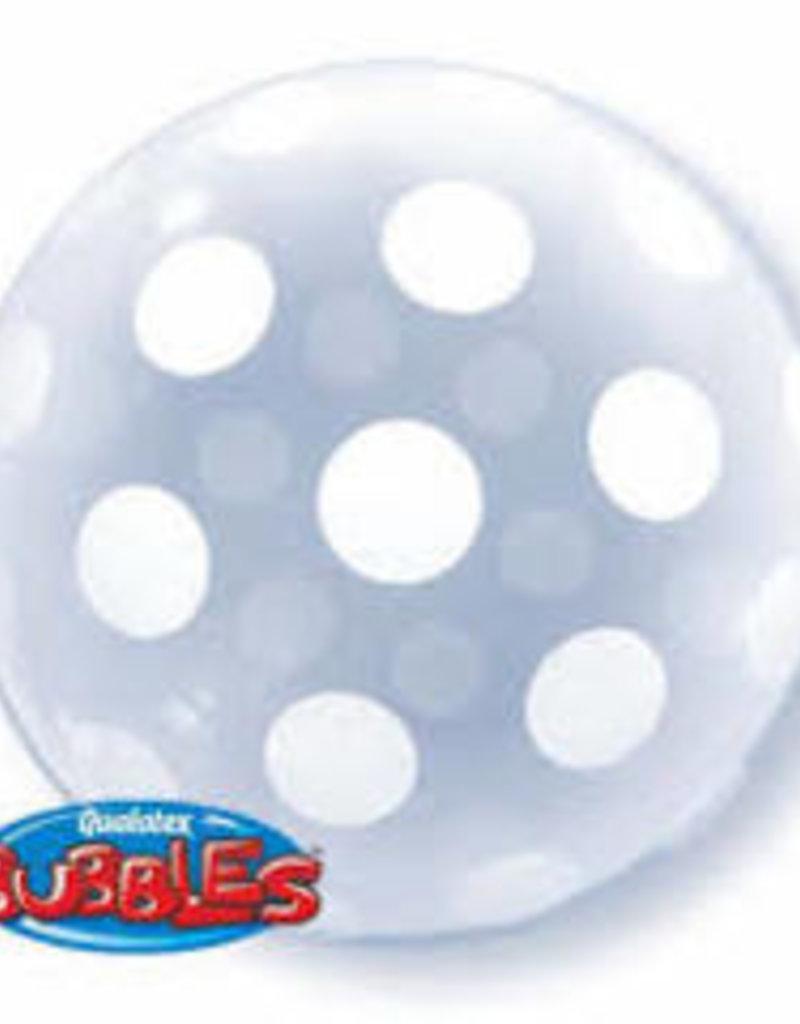 Big Polka Dots Bubble