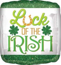 """LUCK OF THE IRISH 18"""""""