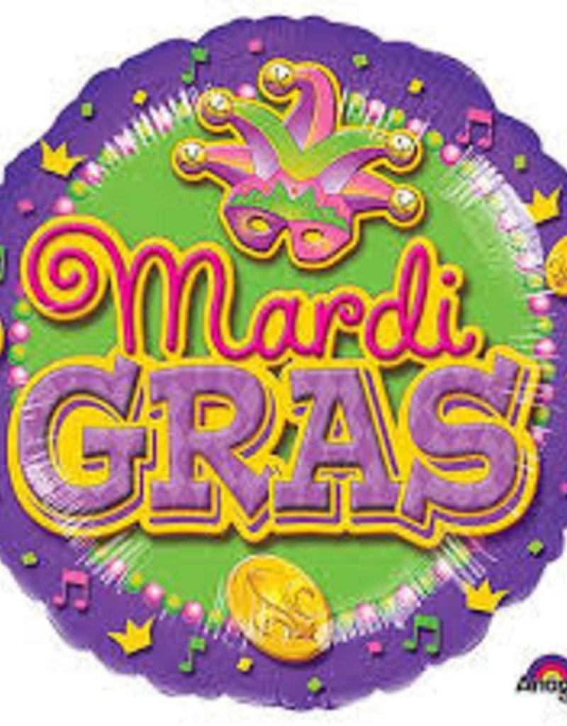 """Mardi Gras 18"""""""