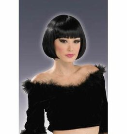 Forum Novelties Chic Bob Wig - Black