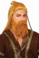 Forum Novelties Deluxe Viking Wig and Beard Set