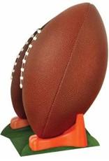 """11"""" 3-D FOOTBALL CENTERPIECE (1/PKG)"""