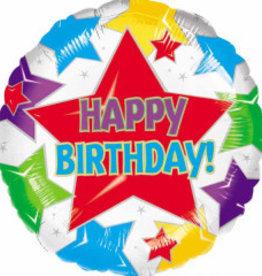 "18"" Star Birthday"