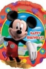 """Qualatex Mickey Mouse Happy B-Day 18"""""""