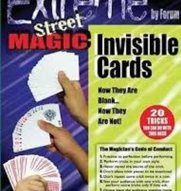 EXTREME INVISIBLE CARDS