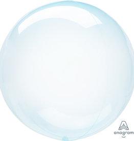 """BLUE Crystal Clearz 18-20"""""""