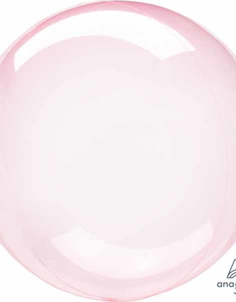 """DARK PINK Crystal Clearz 18-20"""""""