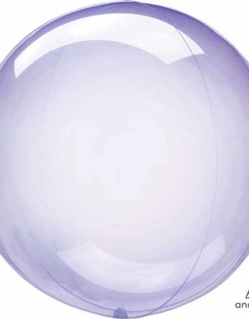 """PURPLE Crystal Clearz 18-20"""""""