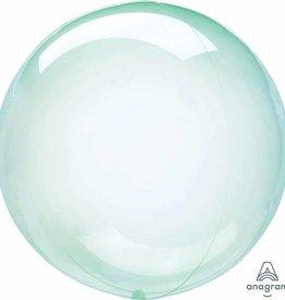 "GREEN Crystal Clearz 18-20"""