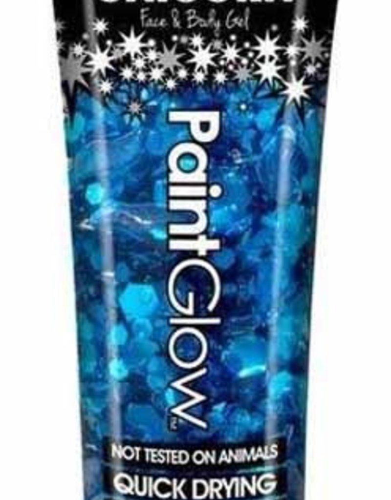 Chunky Glitter - Blue kaleidoscope
