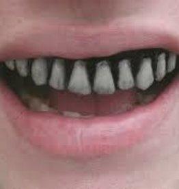 Scarecrow skeleton teeth
