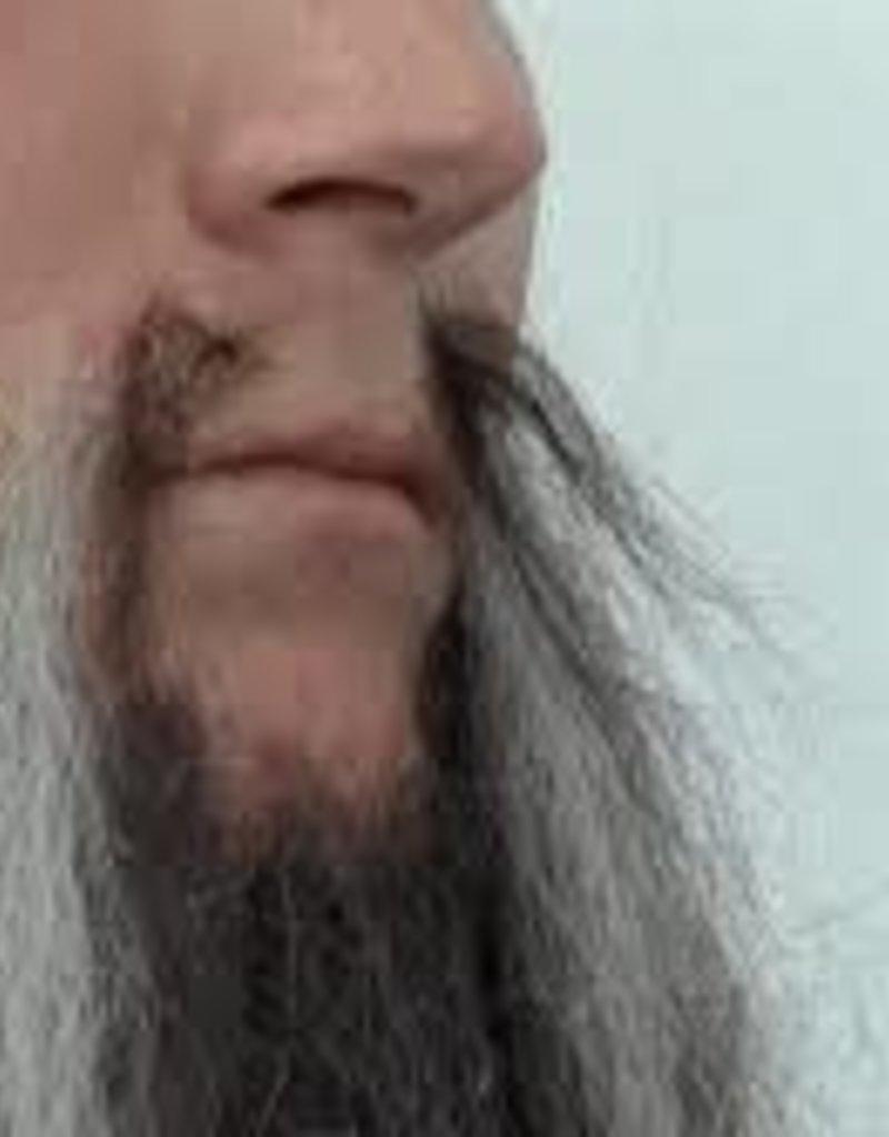 Crepe Hair - Light Gray (1 Metre)