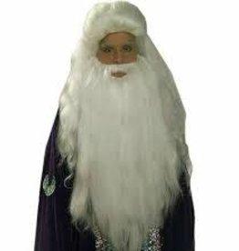 Forum Novelties Wizard Wig and Beard Set