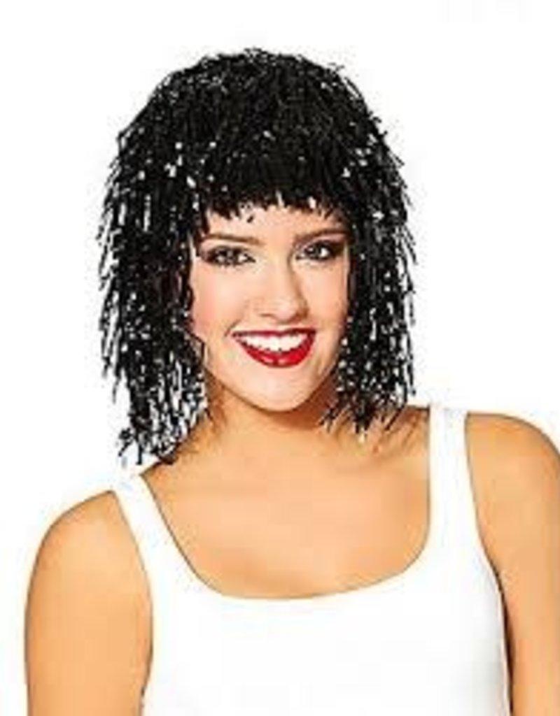 Tinsel Wig