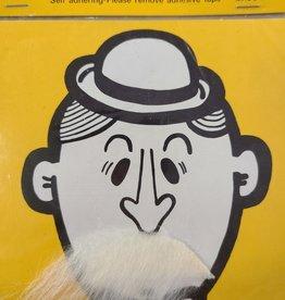 Mustache - White