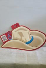 Cowboy hat cutout
