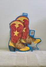 Sheriff boot cutout