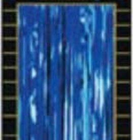 METALLIC CURTAIN 3X8FT - BLUE