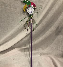 MARDI GRAS COMEDY & TRAGEDY BELL NOISEMAKERS