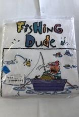 FISHING DUDE T-SHIRT - XL -