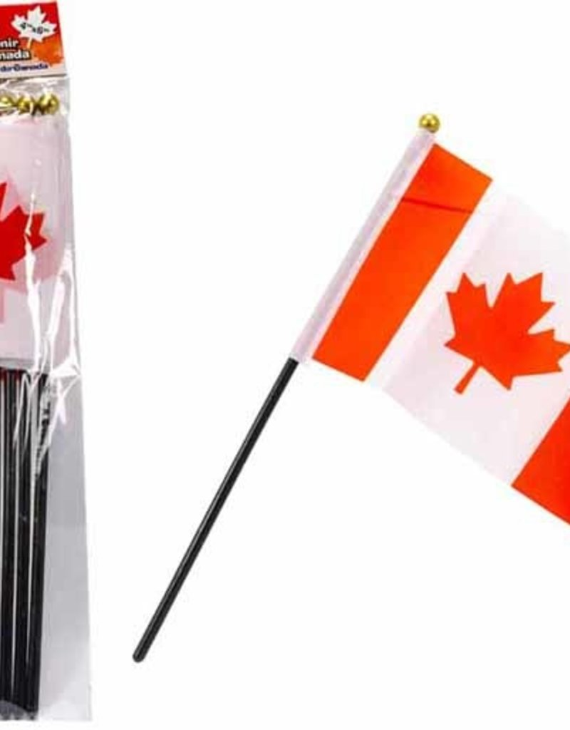 "4""x6"" Canadian Flag - 4 Pack"