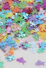 Angel confetti 1/3 oz 20mm