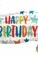"HAPPY BIRTHDAY 39"" BANNER"