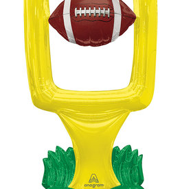 """Goal Post Airloonz 51"""" tall"""