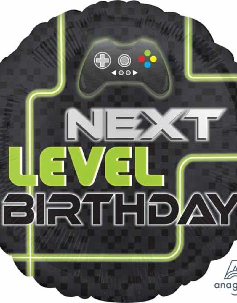 """Next Level Birthday 18"""""""