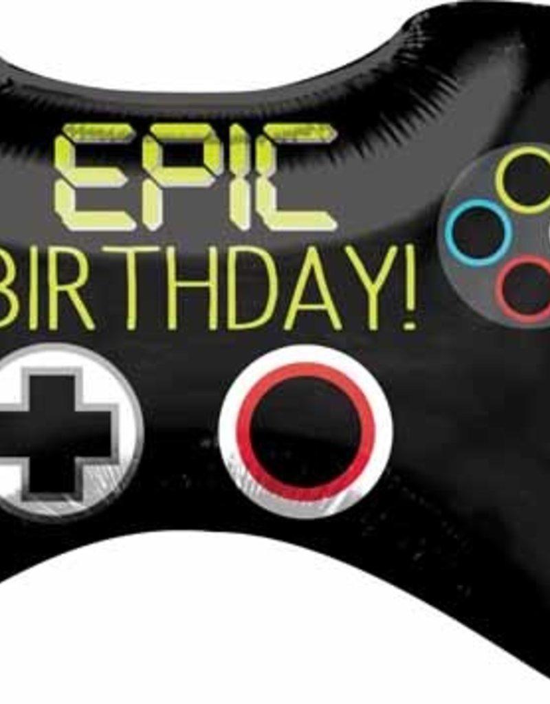 "Epic Birthday Controller 28"""