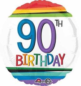 """Rainbow 90th B-Day 18"""""""