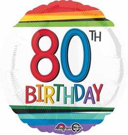 """Rainbow 80th B-Day 18"""""""