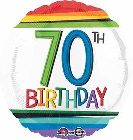 """Rainbow 70th B-Day 18"""""""