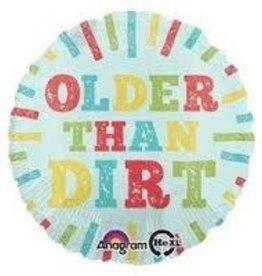 """Qualatex Older Than Dirt 18"""""""