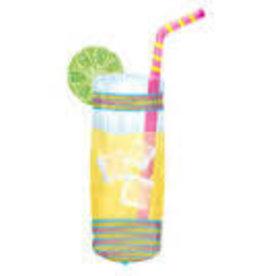 Qualatex Lemonade Cooler SuperShape (FLAT)